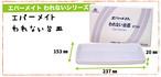 台皿 (大)エバーメイト ホワイト