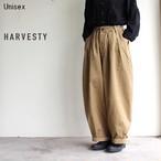 《再入荷》HARVESTY サーカスパンツ CIRCUS PANTS A11709 (BEIGE)
