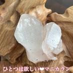 マニカランクォーツ 原石