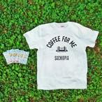 レターパック限定セット①(コーヒーバッグ1セットとTシャツ1枚)