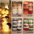 【即納】コットンボールライト  ボールランプ インテリア ライト