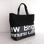 Tote Bag (S) / Black  TSB-0019