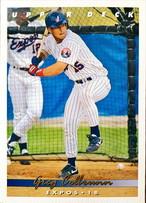 MLBカード 93UPPERDECK Greg Colbrunn #342 EXPOS