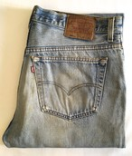 """Levi's 501  grunge  W38inch """"MADE IN USA"""" <Used>"""