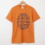 チャリティーTシャツ(オレンジ)