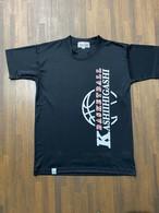 【デザインサンプル】香椎東ミニバスケットボールクラブ(U12・男子)選手スタッフTシャツ