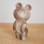 【ロシア】 ミーシャ 陶器の人形 7 (薄茶色) こぐまのミーシャ 旧ソ連 USSR