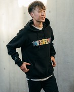 ThreeArrows MULCH LOGO Hoodie (black)