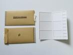 スケブ封筒&パレット便箋のレターセット