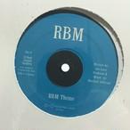 Theme RBM / RBM