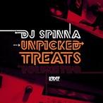 【残りわずか/LP】DJ Spinna - Unpiked Treats Volume Two