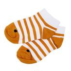 新商品《魚/アナゴ》靴下 子供用 ニシキアナゴ キッズソックス アクアフレンズ