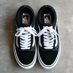 "VANS ""OLD SKOOL PRO"" BLACK/WHITE"