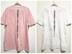 SALE☆バックプリントTシャツ