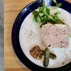 【ここでしか食べられない】ラム肉入りパテ・ド・カンパーニュ (80g)