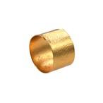 《ブレスレット》TIN BREATH 40mm Gold plate