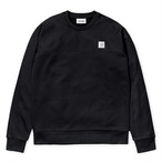 Carhartt (カーハート)BETA TRACK SWEATSHIRT - Black / Mサイズ