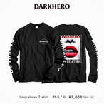 DARKHERO Long T-Shirt 【Black】