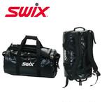 Swix スウィックス スキー バッグ スモールダッフル 45リットル ブラック R0297A-100