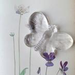 Lisa Larson/ リサ・ラーソン ガラスの蝶のオブジェ