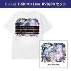 1[w'ʌn] Tシャツ+ Live DVD/CDセット(数量超限定)