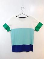 Colorful Tee【カラフル2WAY ロングTシャツ】L06