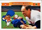"MLBカード 92UPPERDECK Looney Tunes Nolan Ryan ""The National"" 7/6/91"
