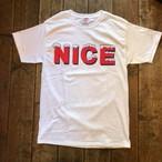 NICE Tee Shirts, White