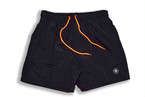 【Board shorts】/black×neon orange
