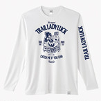 Dry Long Sleeve T-Shirt / TLL / White