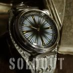 腕時計「ブラックナイト Ⅱ」TYPE-07 / PREMIUM BLACK