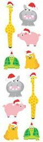 Chubby Christmas Critters