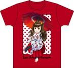 松下玲緒菜 生誕Tシャツ