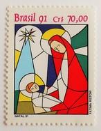 クリスマス / ブラジル 1991