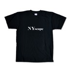 NYscape ロゴ Tシャツ