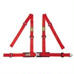 DA507  ROAD 4M: 4 point harness