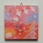 アートパネル「クリスマスの夢」