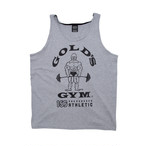 GOLD'S GYM x 100A TANK TOP
