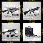 【V009】 1/6 お買得セット 【M16&MP5】セット