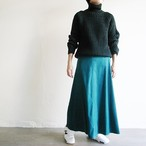 PARLMASEL  【 womens 】suede-like skirts