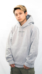 Chilly Source Logo Hoodie 【Gray】
