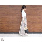 【予約】レオパードマキシスカート|M03023