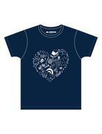 「健人」デザインTシャツ(ネイビー)【3/3(土)11時30分~@渋谷】(キャンセル不可)