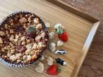 コロナ支援・訳あり商品情報 seedの大人気チーズケーキと農園さんの苺クランブルチーズケーキセット