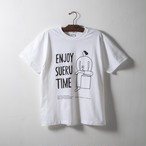 ENJOY SUERU TIME Tシャツ