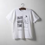 ENJOY SUERU TIME Tシャツ