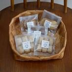 米粉のクッキー 5種類セット