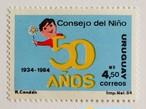 子ども会50周年 / ウルグアイ 1984