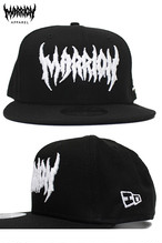 DEATH MARRION CAP Ver.2 (Black×White NA)