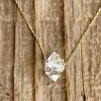 10K Herkimer Necklace